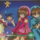 Card Captor Sakura shitajiki  (Fight pose)  CLAMP