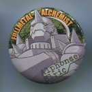 Full Metal Alchemist can badge (Alphonse)
