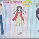 Fruits Basket Yuki, Kyo, Torhu standees