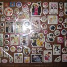 Skip Beat & other series stickers