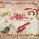 Gakuen Alice furoku magnet/ postcard set