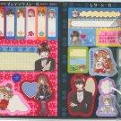 Sho-comi furoku sticker & planner insert set