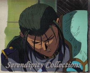 Ayashi no Ceres Wei beaten up