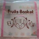 Fruits Basket ID card/ case set