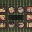 Ouran Host Club gold seals