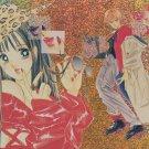 Ami Non_stop glitter postcards (VERY RARE)
