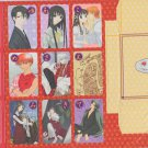 Fruits Basket fortune cards & case
