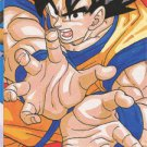 Dragon Ball bookmark promo