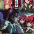 Gundam Seed Destiny cel cards (Meyrin Hawke)