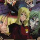 Gundam Seed Destiny cel cards (Rey)