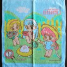 CLAMP Magic Knight Rayearth 40th Anniversary face towel