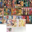 Fushigi Yuugi PC Set 2  regs set (63 cards total)