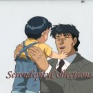 Hajime no Ippo, Fighting Spirit animation cel & Sketch