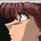 Fushigi Yugi Production cel (Miaka, close up crying)
