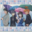 Fruits Basket large clear file