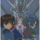 Gundam Seed layered clear file