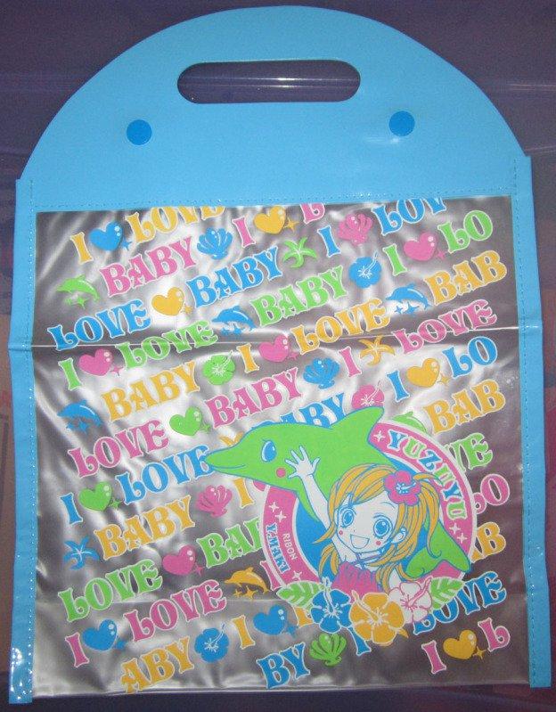 I Love Baby furoku bag tote