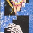 Sailor Moon PP bookmark reg (pegasus & chibi)