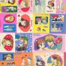 Marmalade Boy PP sticker set
