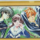 Fruits Basket large clear file (style3)