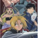 Full Metal Alchemist clear file (style2)