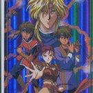 Fushigi Yuugi PC 2 foil card (#3)