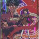 Fushigi Yuugi PC 2 foil card (#4)