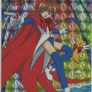 Card Captor Sakura vending 1, pz #9