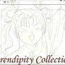 Fushigi Yuugi Production art (Layout, Noriko)