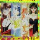 Sailor Moon sexy senshi (manga art) prism sticker