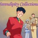 Sailor Moon Seiya animation cel (Starlights)