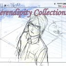 Ishida Uryu production sketch and background set