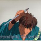 Ayashi no Ceres, Yuuhi: chopstick defense pose, production cel