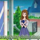 Marmalade Boy Mieko animation cel w/ matching background