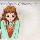 Beautiful Mieko blushing Marmalade boy animation cel