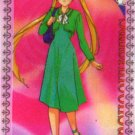 Sailor Moon textured cel card Usagi