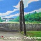Kyo Kara Maou production backgrounds 6 (Construction)
