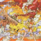 Magic Knight Rayearth (chizeta) shitajiki pencil board