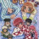 Magic Knight Rayearth (Bedtime chibi's) shitajiki pencil board, Cute!