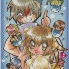 Milk Crown Lovers event promo shitajiki/ pencil board