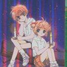 Card Captor Sakura CLOW Chapter foil 002
