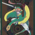 Card Captor Sakura CLOW Chapter foil 020
