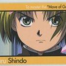 Hikaru no Go , Hikaru, Idol card