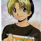 Hikaru no Go PP sticker card prism (Hikaru)