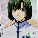 Hikaru no Go PP sticker card prism (Akira)