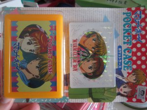 Marmalade Boy Hero card and storage set (style5)