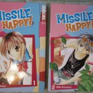 Missile Happy Vol 1 and 2 set