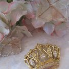 Royal crown broach (Vintage)