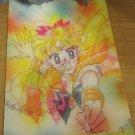 Sailor Moon (RARE) Manga illustrailion (Venus) lenticular Trading Card