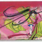 CLAMP event promo phone card